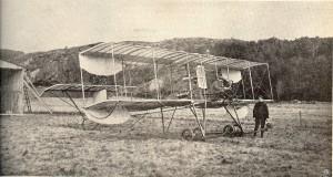Rene Cozic i sin maskine